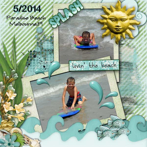 Lovin the Beach