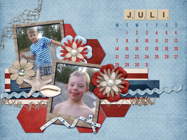 Desktop challenge - july 2014