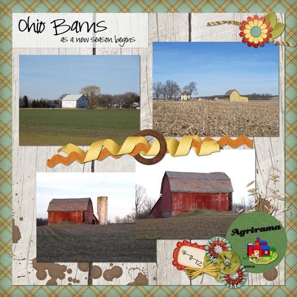 Ohio Barns