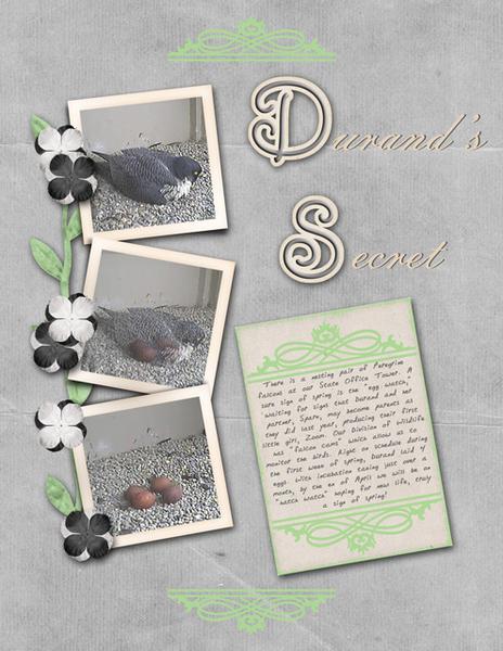 Durand's Secret
