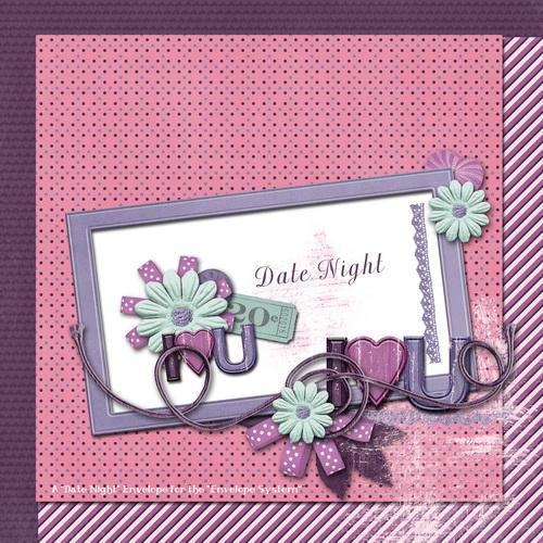 Date Night Envelope