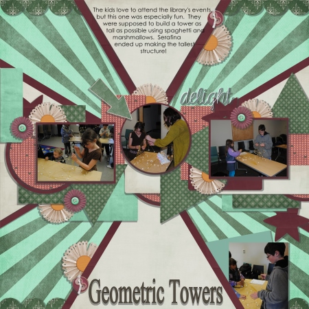 Geometric Towers