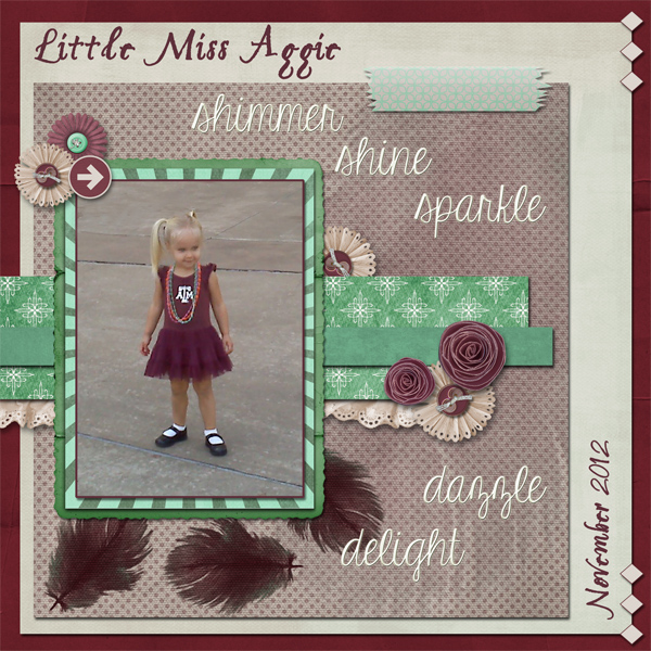 Little Miss Aggie