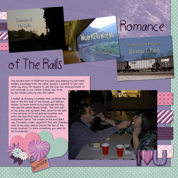 Romance of The Rails
