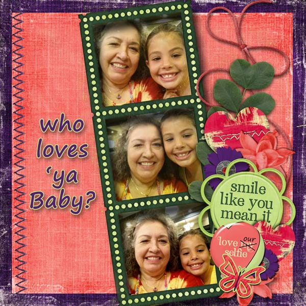 Who Loves 'ya Baby