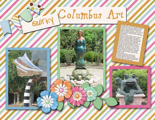 Quirky Columbus Art
