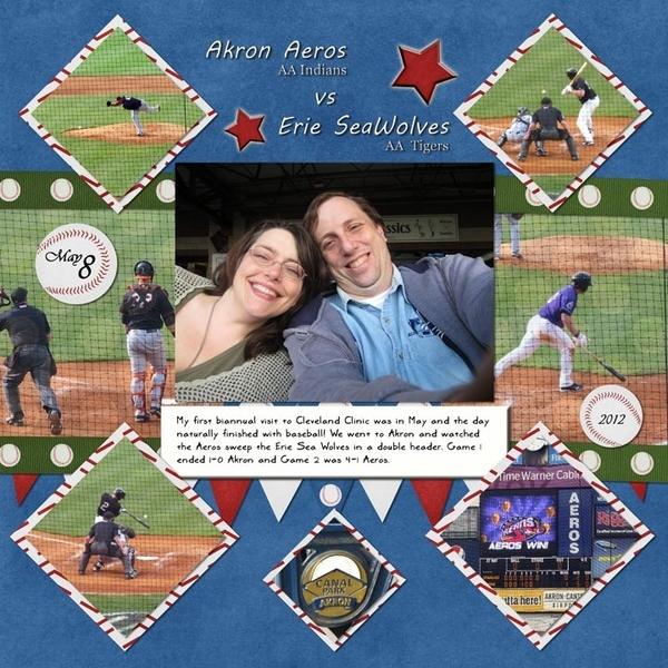 Aeros Baseball