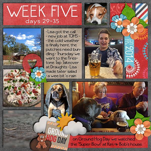 2014 - Week 5