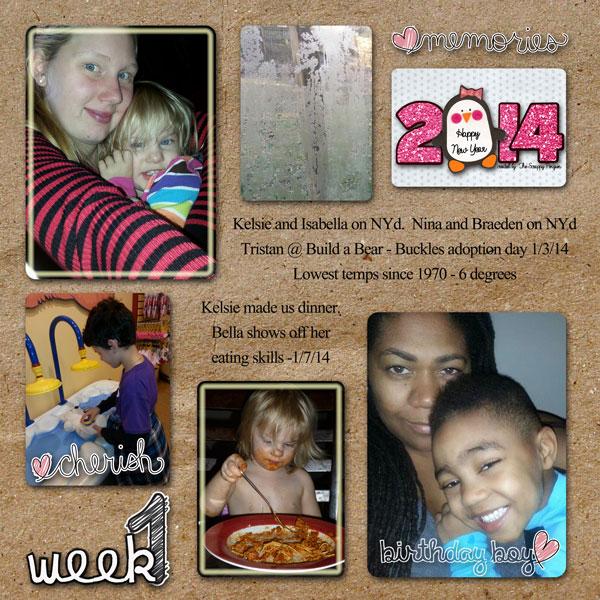 week 1 2014