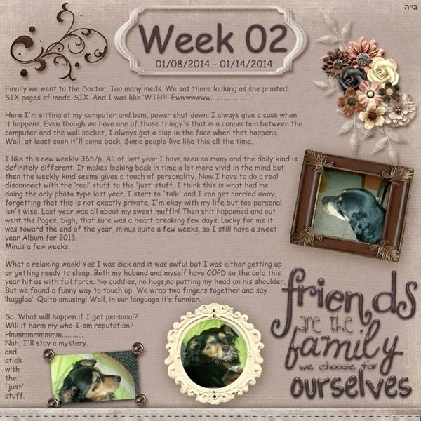 Project 365 Week 02