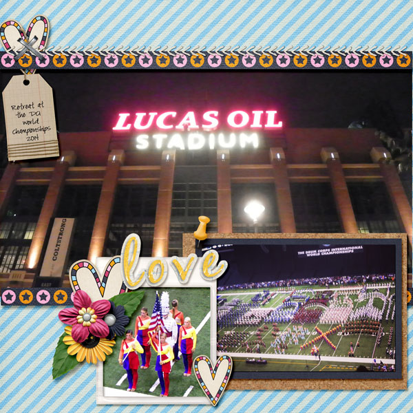 Lucas Oil Stadium