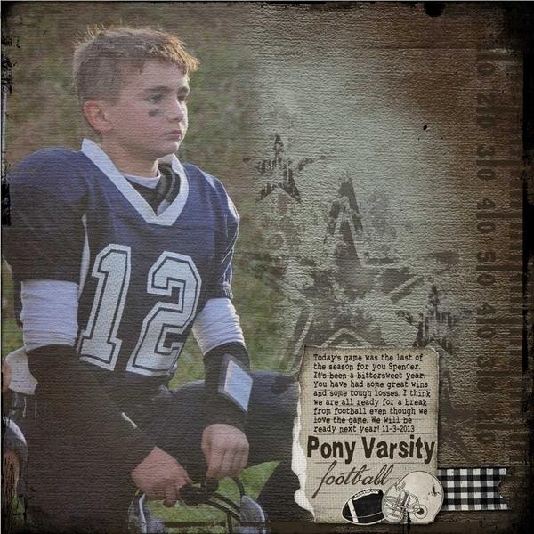 Pony Varsity