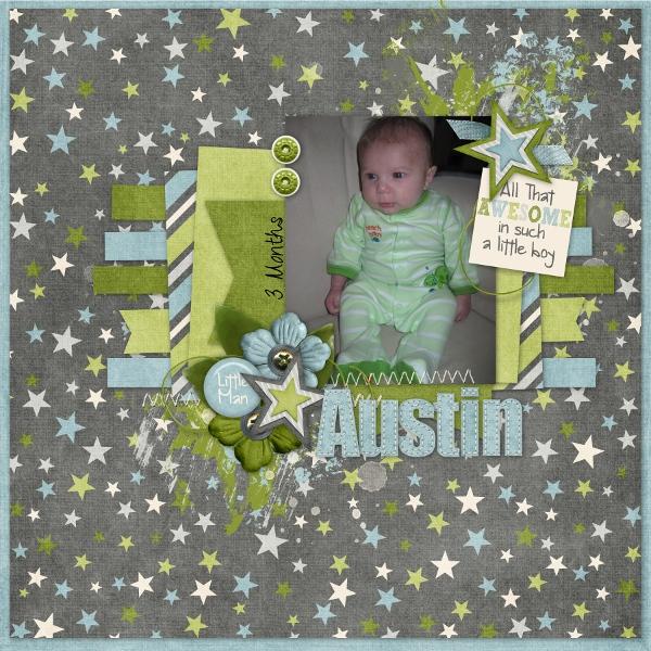 Austin 3 Months