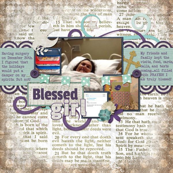 Blessed Girl