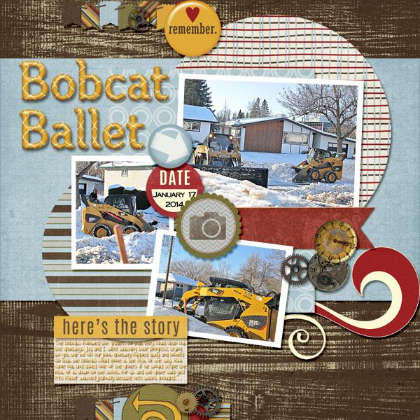 Bobcat Ballet