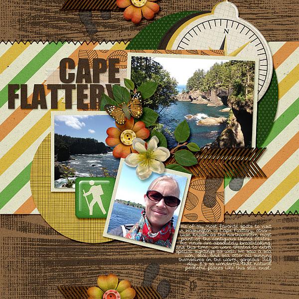 Cape Flattery