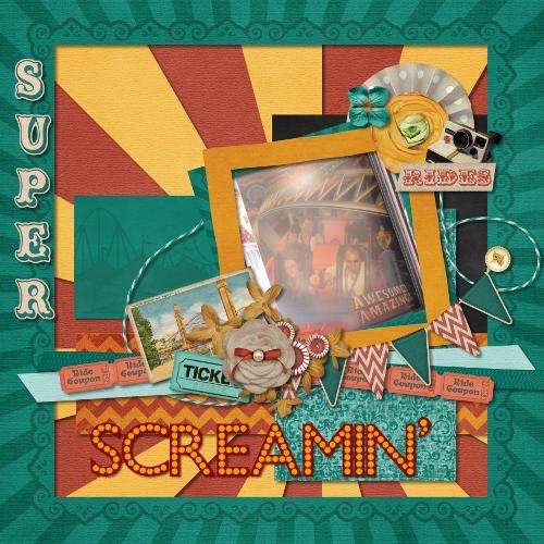 Super Screamin