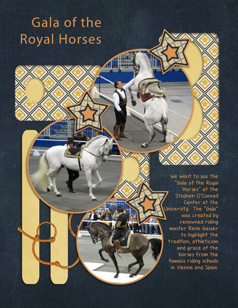 Gala of the Royal Horses - 1