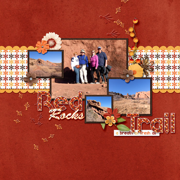 Red Rocks Trail pg1