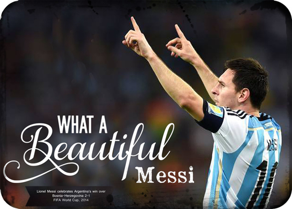 ATC 2014-30 What a Beautiful Messi