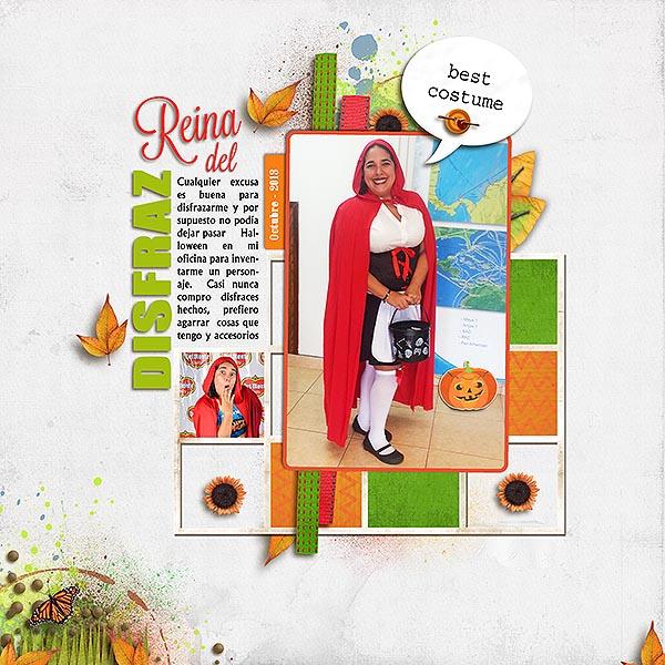 Queen of Costumes