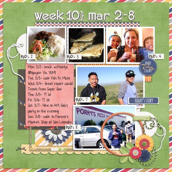 P52- Week 10: Mar 2-Mar 8