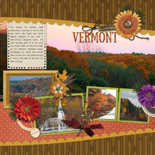 Glorious Vermont