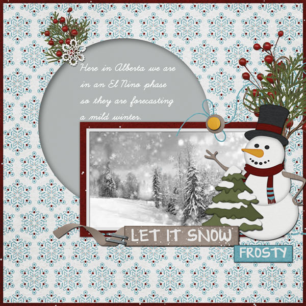 layout by Kathleenscraps