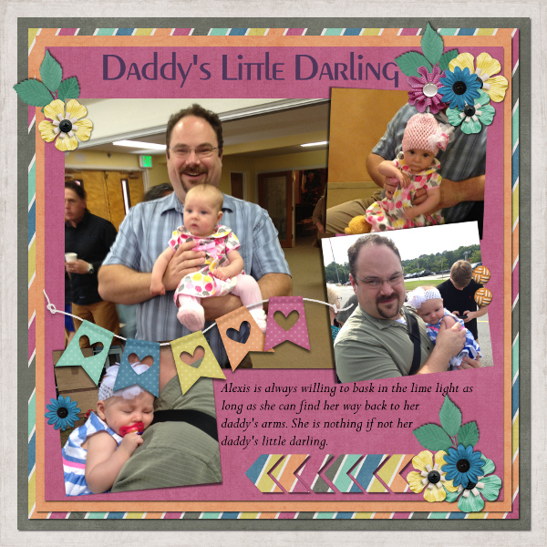 Daddy's Little Darling