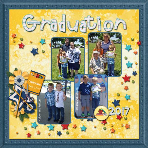 Kindergarten Graduation 2
