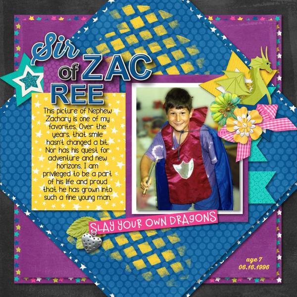 Sir Zac of Ree