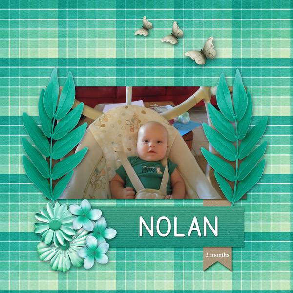 0817 Nolan at 3 months