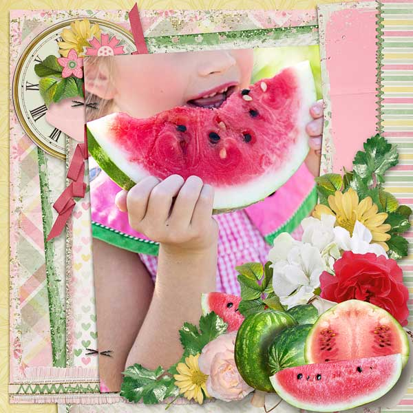 Watermelon Wishes