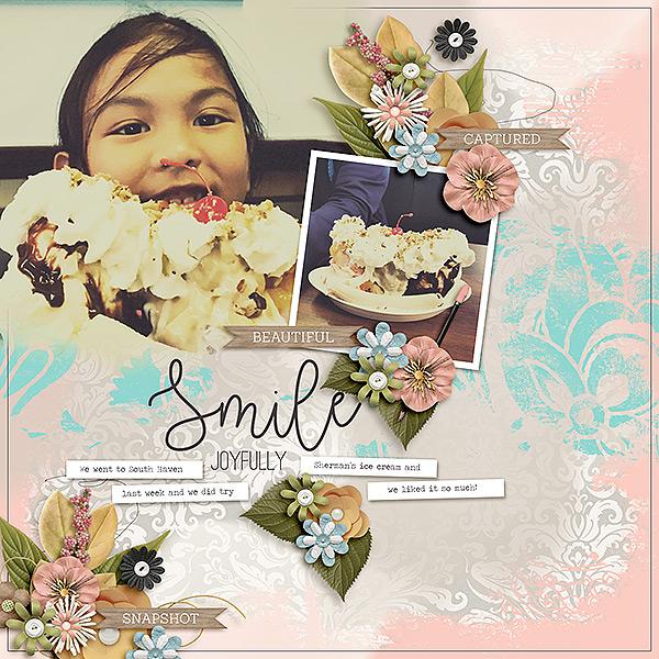 Smile Joyfully