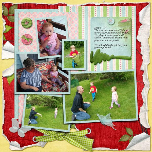 Outdoor Fun - May
