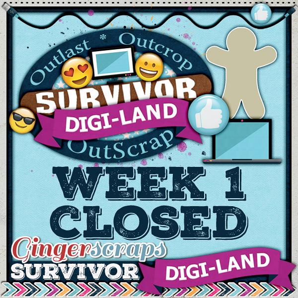 Week 1 (CLOSED)