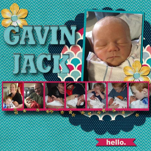 2015 Gavin