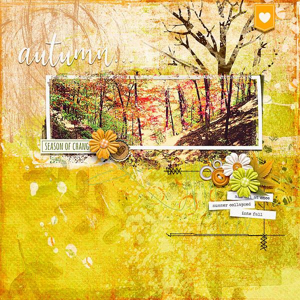 Fall At Once