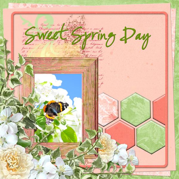 Sweet Spring Day