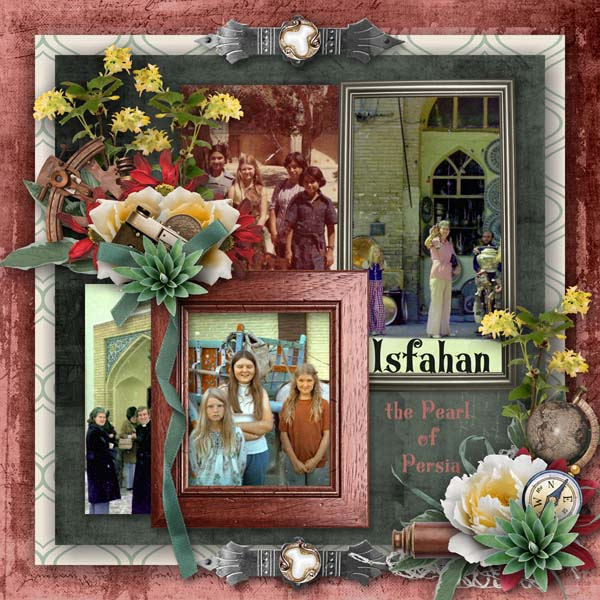 Isfahan The Pearl of Persia