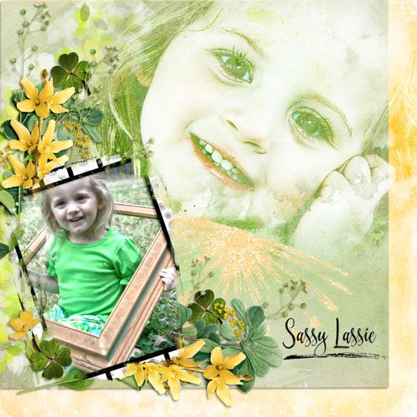 Sassy Lassie