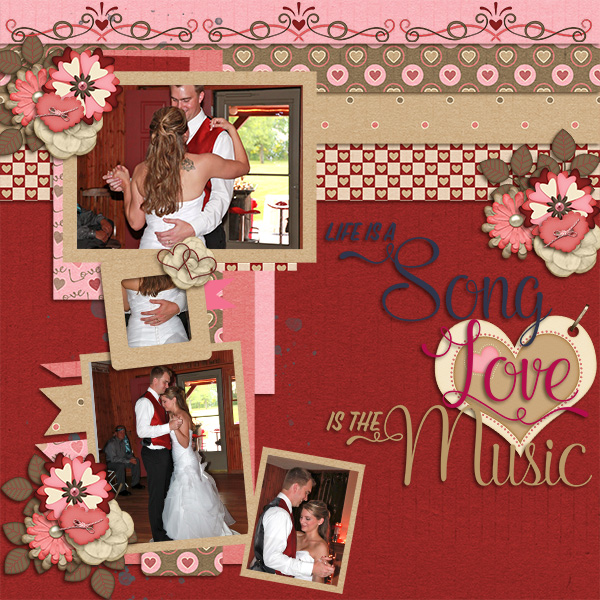 Love is the Music