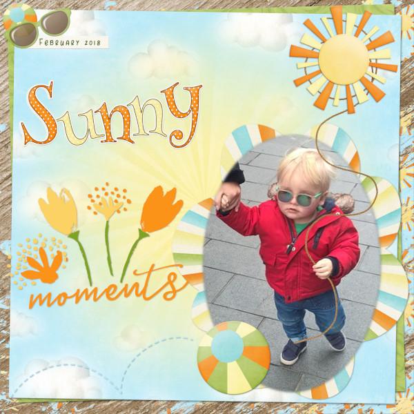 Sunny Moments