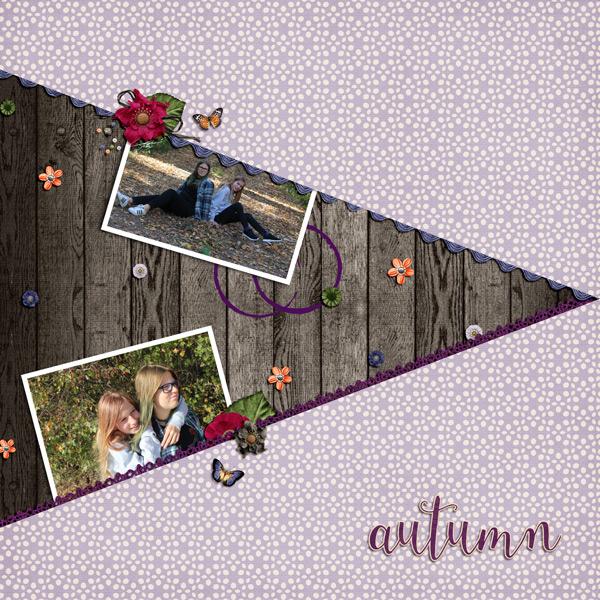 wonderful autumn days