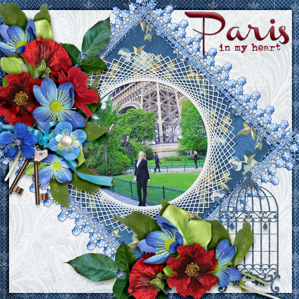 Paris in my heart