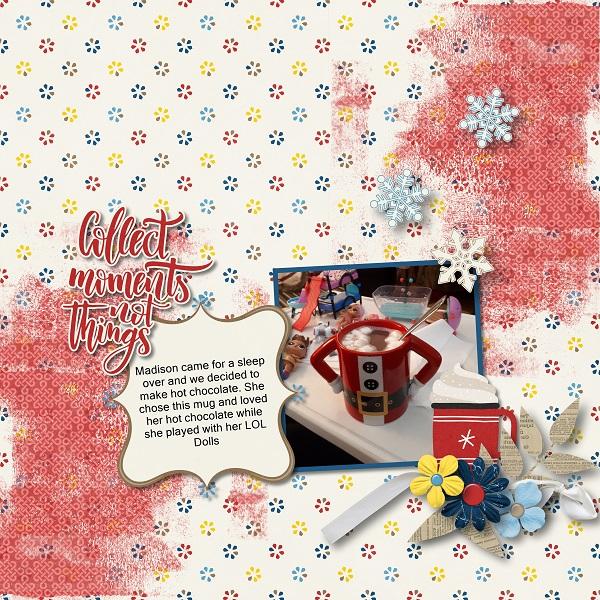 Hot Cocoa & Moments