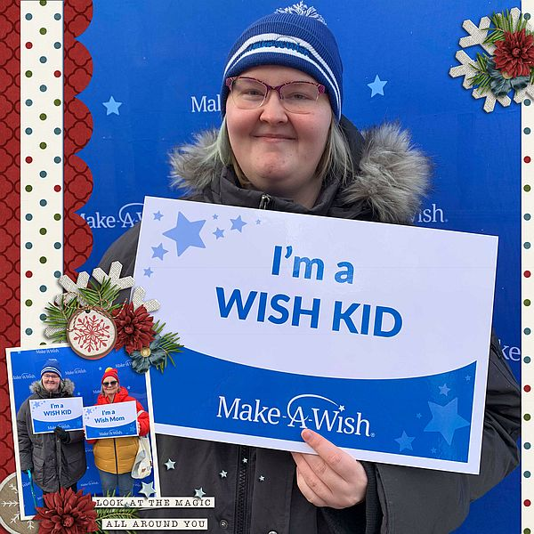 I am a Wish Kid