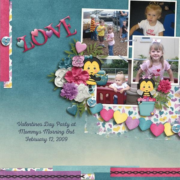 2009 Valentines Party