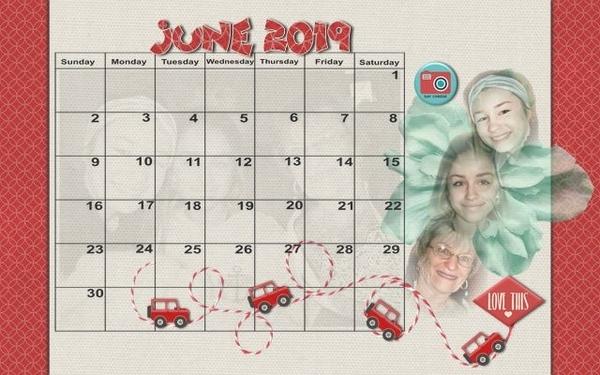 201906 Calendar