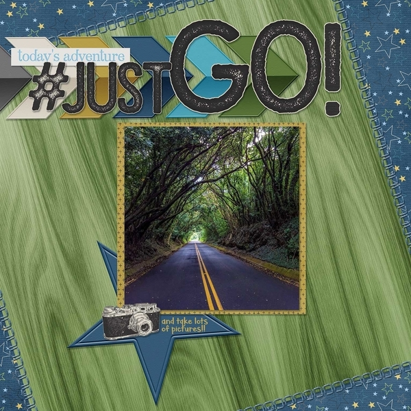 #just GO!